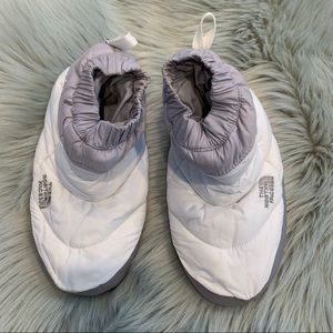 The North Face 700 Fill Down Tent Booties Slippers